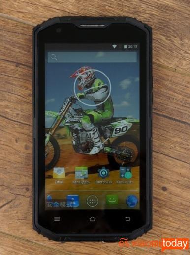 N0.1 Vphone X3 Front