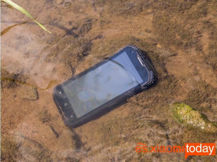 N0.1 Vphone X3 Resistente al agua 2