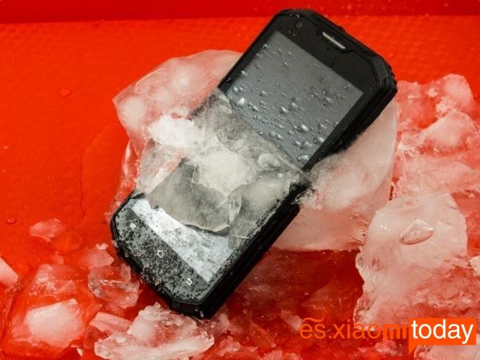 N0.1 Vphone X3 Resistente al agua 1