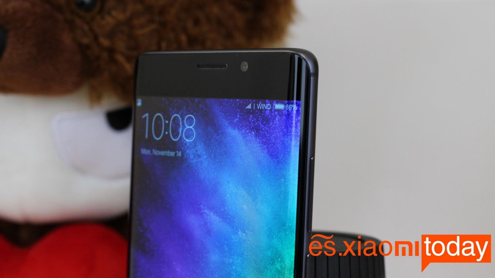 Xiaomi Mi Note 2 Análisis