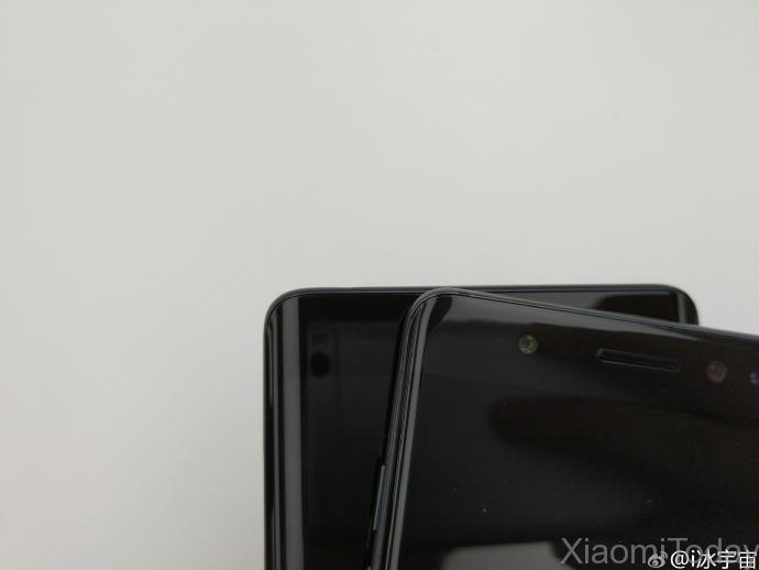 Samsung Galaxy Note 7 VS Xiaomi Mi Note 2 3