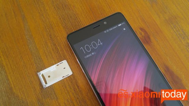 Xiaomi redmi 4 conectividad