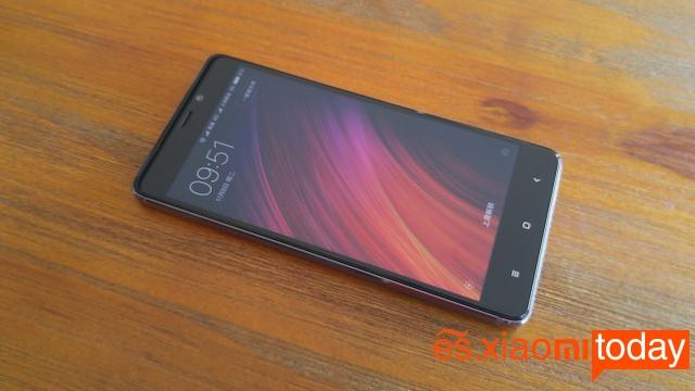 Xiaomi Redmi 4 pantalla
