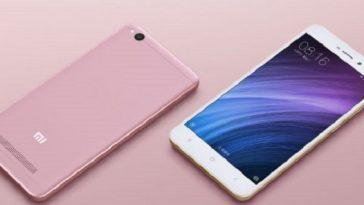 Xiaomi Redmi 4A 2