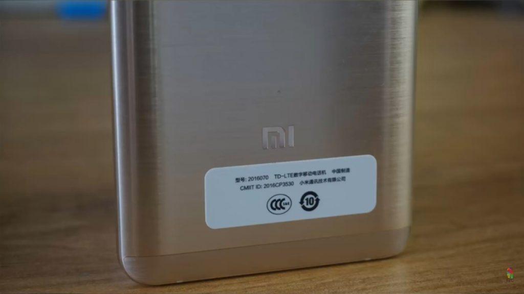 Xiaomi mi 5s Plus diseño 12