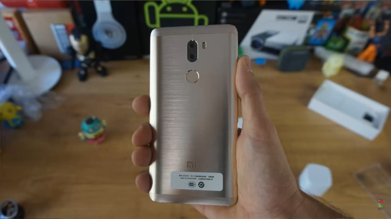 Xiaomi mi 5s Plus diseño 1