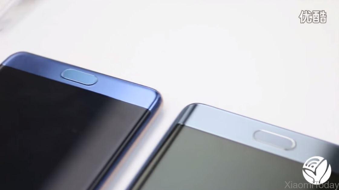 Samsung Galaxy Note 7 VS Xiaomi Mi Note 2 1