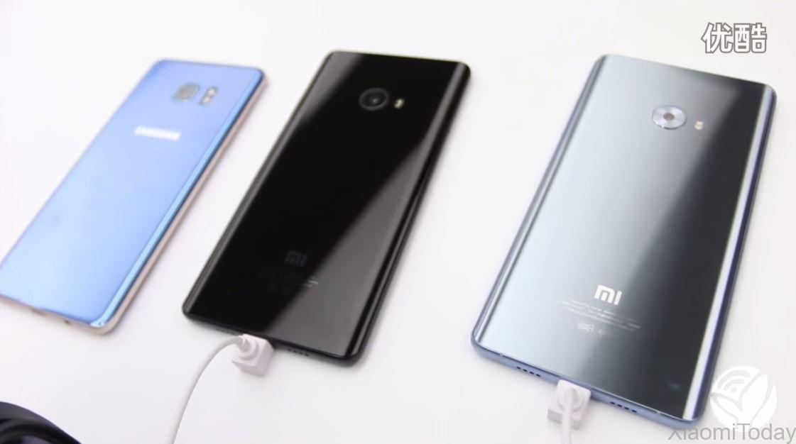 Samsung Galaxy Note 7 VS Xiaomi Mi Note 2