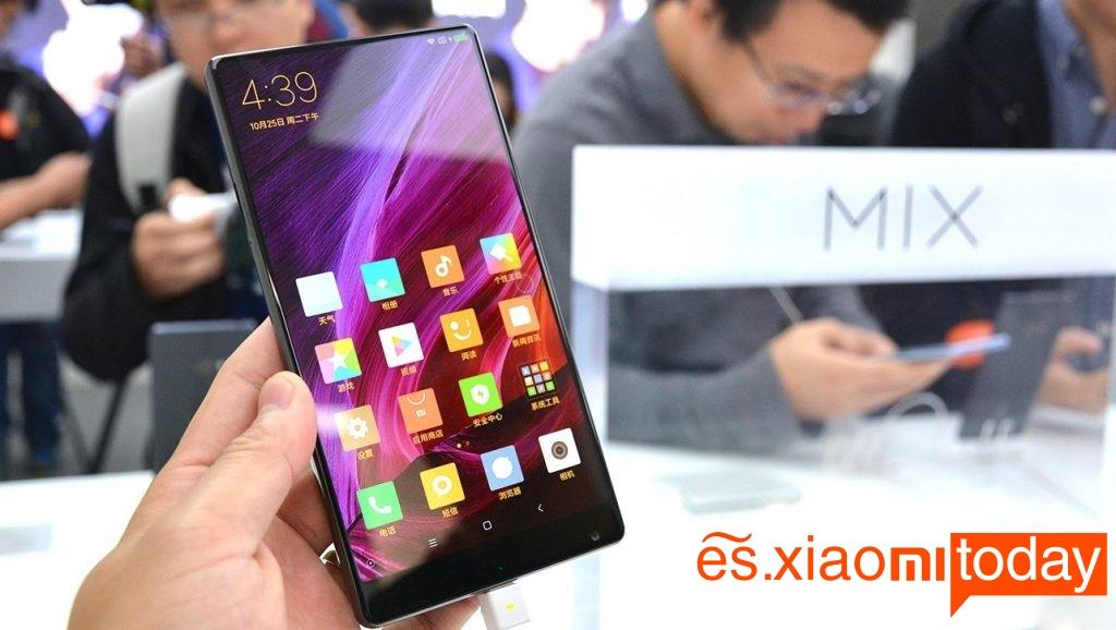 Xiaomi Mi Mix equipo