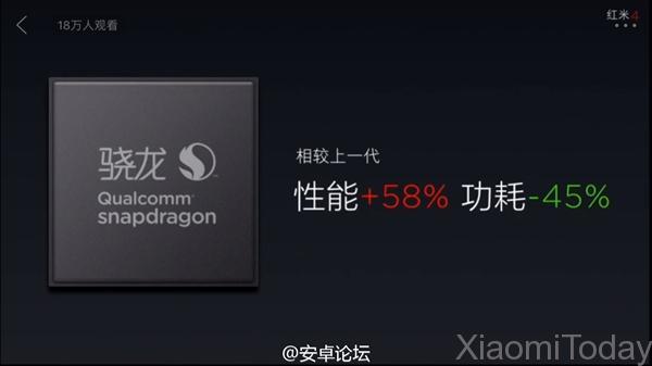 Xiaomi Redmi 4 CPU