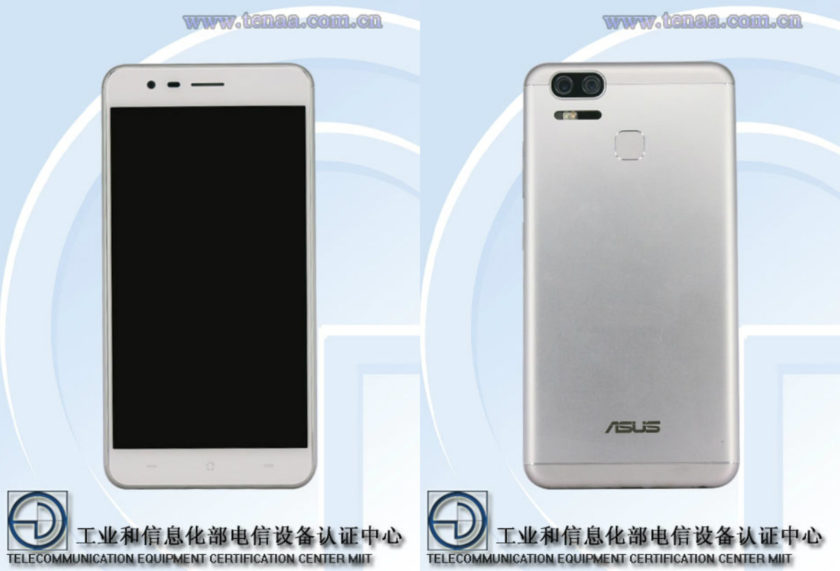 Asus Zenfone 3 Zoom-Filtración