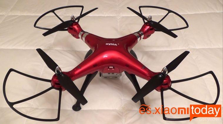 dron-syma-x8hg-rc