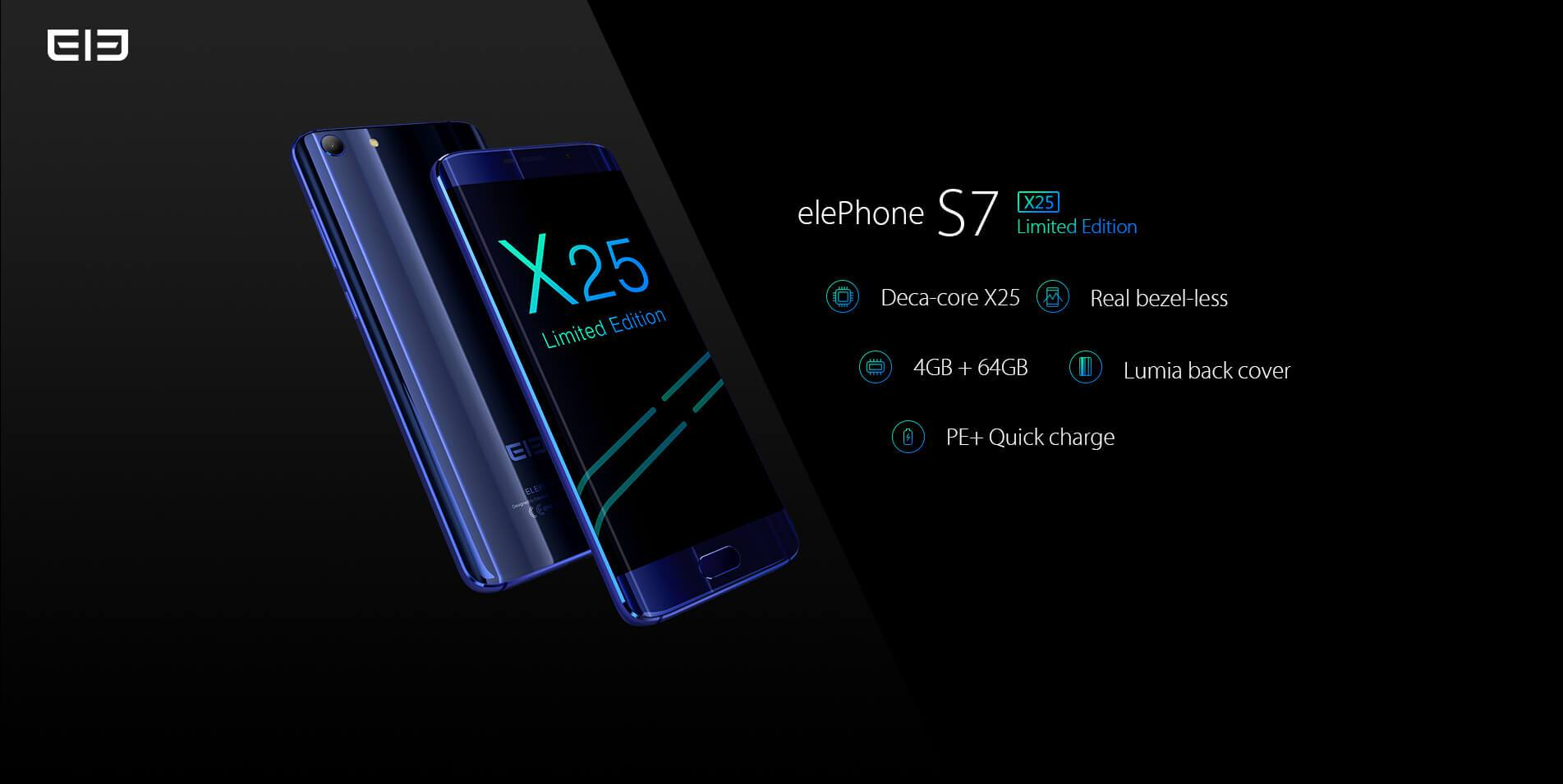 Elephone S7 Treasure Edition -2