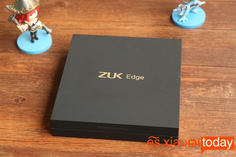 Lenovo Zuk Edge - box