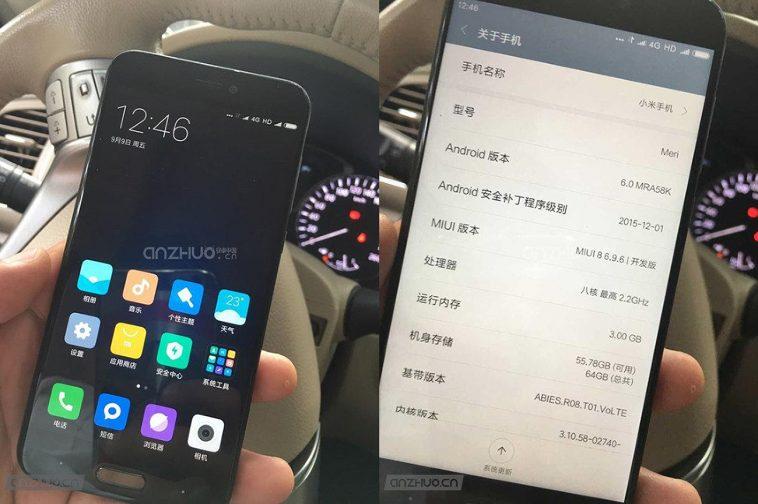 ¿Al fin verá la luz el Xiaomi Mi 5C?
