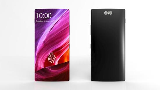 Xiaomi Mi 6 Mix: El Mi 6 podría ser el primer Smartphone sin ningún tipo de bisel