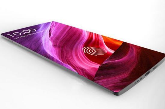 Xiaomi Mi 6 Mix Diseño conceptual