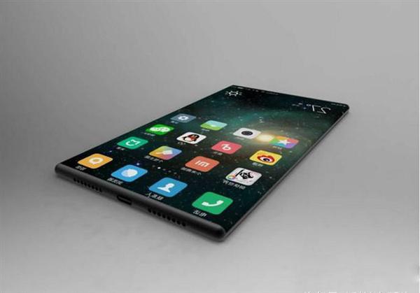 Xiaomi Mi Mix 2? ¡Se filtra el diseño conceptual de un nuevo Smartphone Xiaomi sin biseles!
