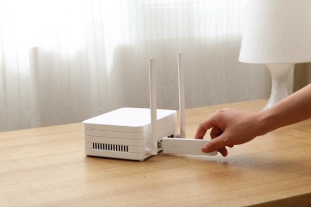 Xiaomi Mi Wi-Fi Amplifier Facebook