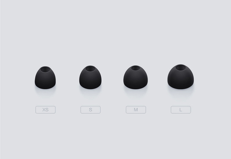 Xiaomi Piston Pro Almohadillas de silicona