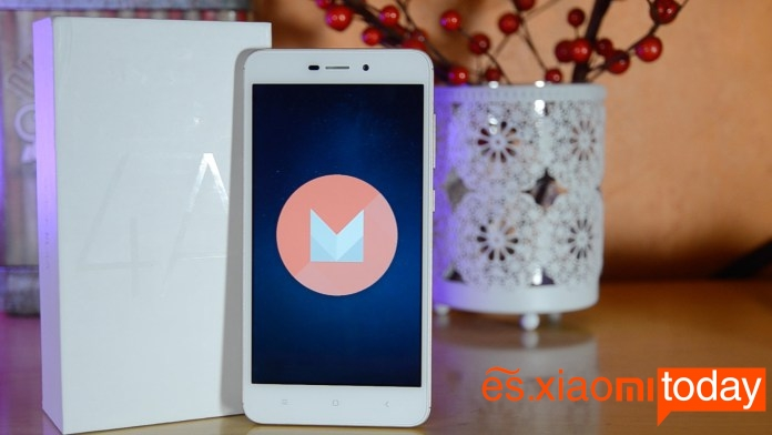 Xiaomi Redmi 4A software