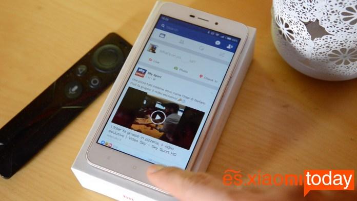 Otras características del Xiaomi Redmi 4A