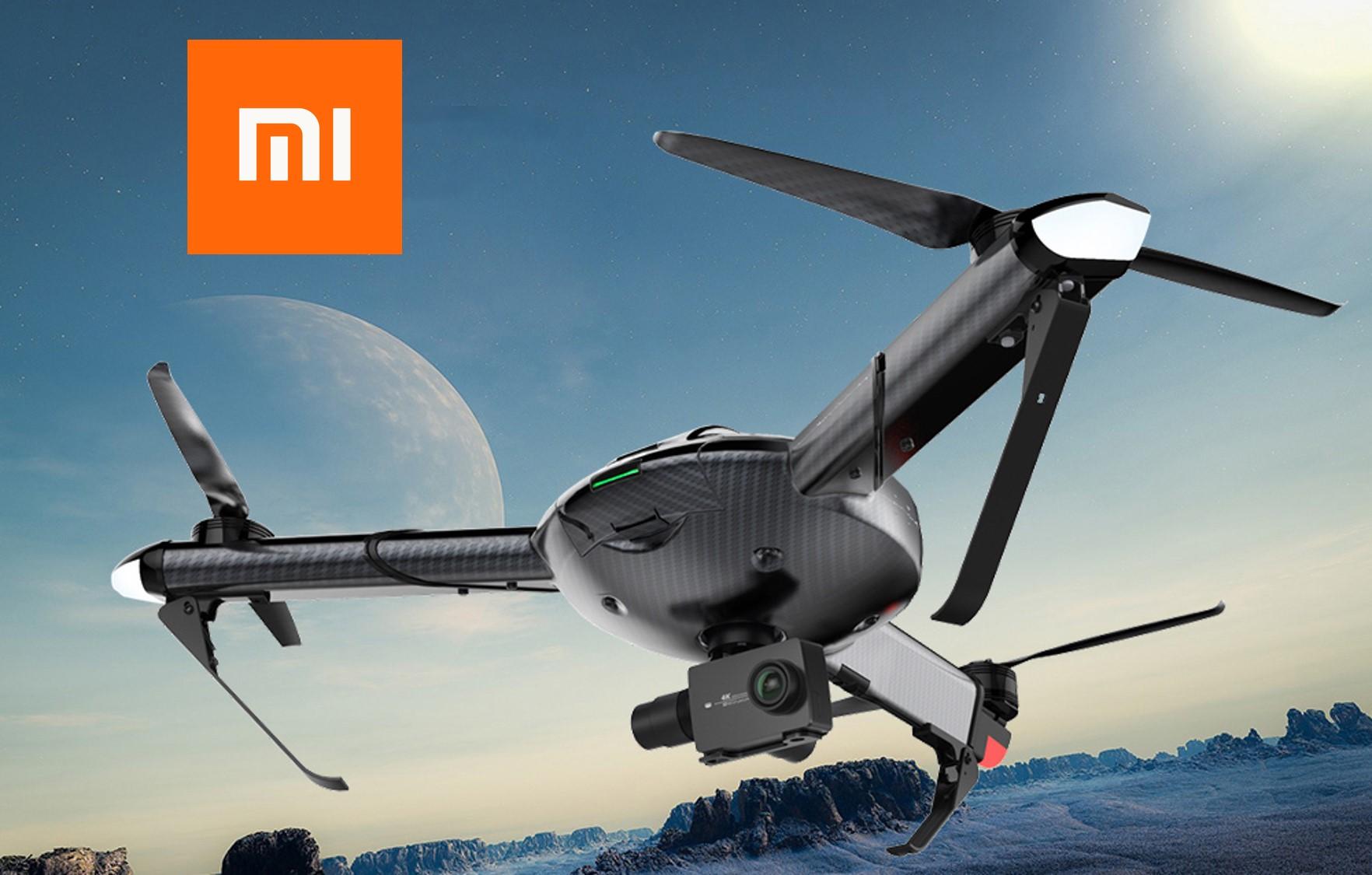 Xiaomi revelará su Drone Yi Erida y cámara YI 4K durante del CES 2017