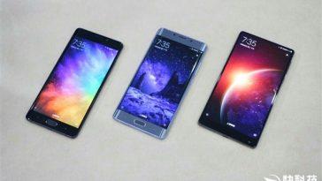 Xiaomi mi 6 febrero