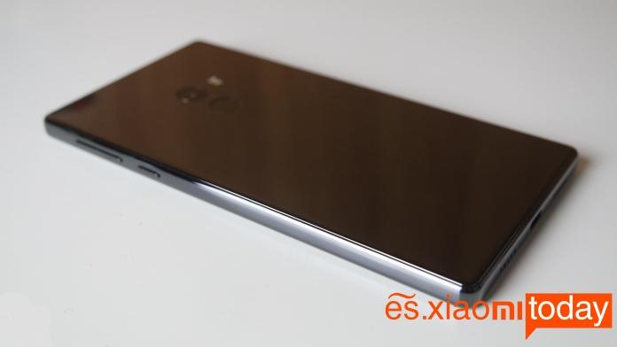 Xiaomi Mi Mix cuerpo de cerámica