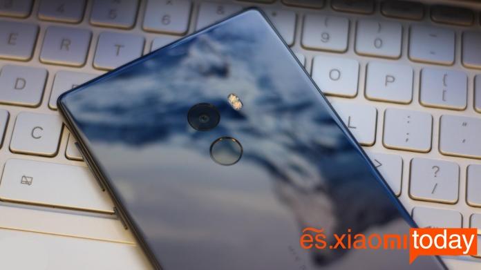 Xiaomi Mi Mix conectividad