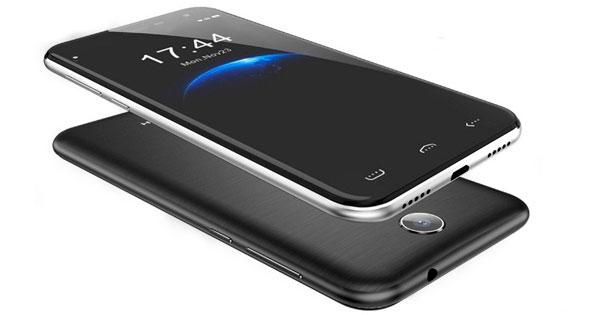 Smartphone HOMTOM HT3 top