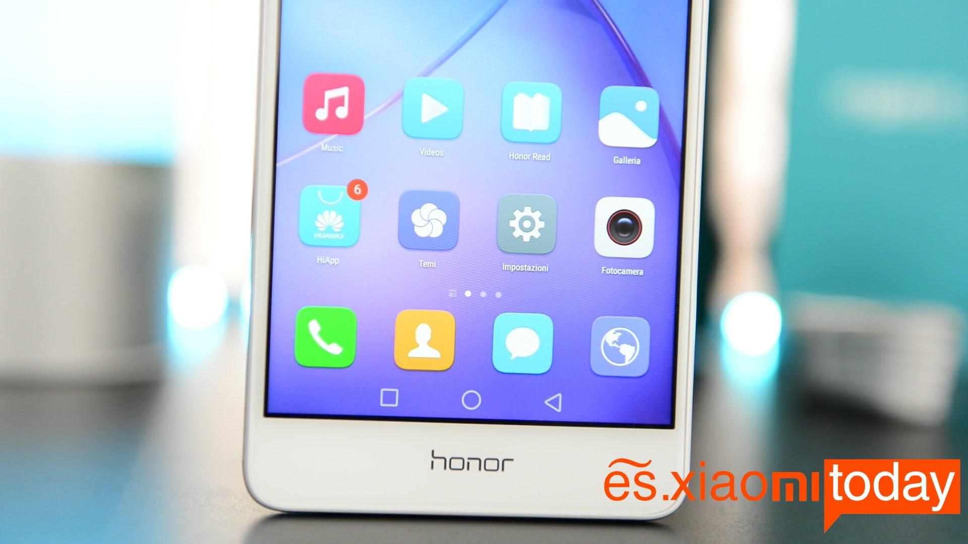 Honor 6X logo