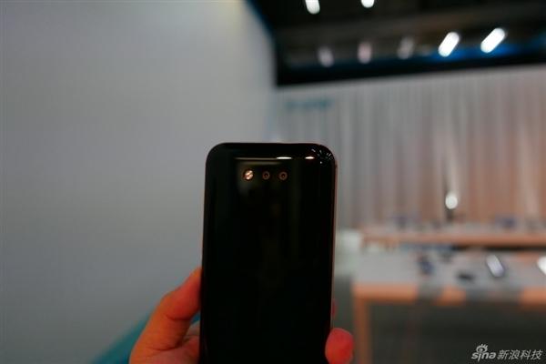 Huawei Honor magic parte posterior