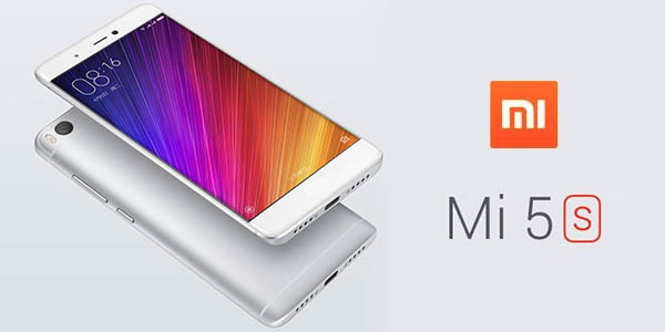 Xiaomi Mi 5S Cámara