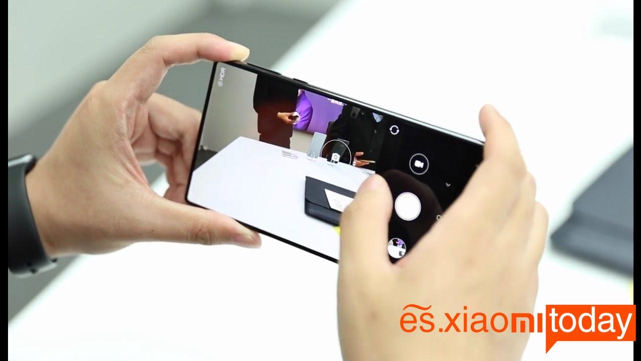 Xiaomi Mi Mix cámara