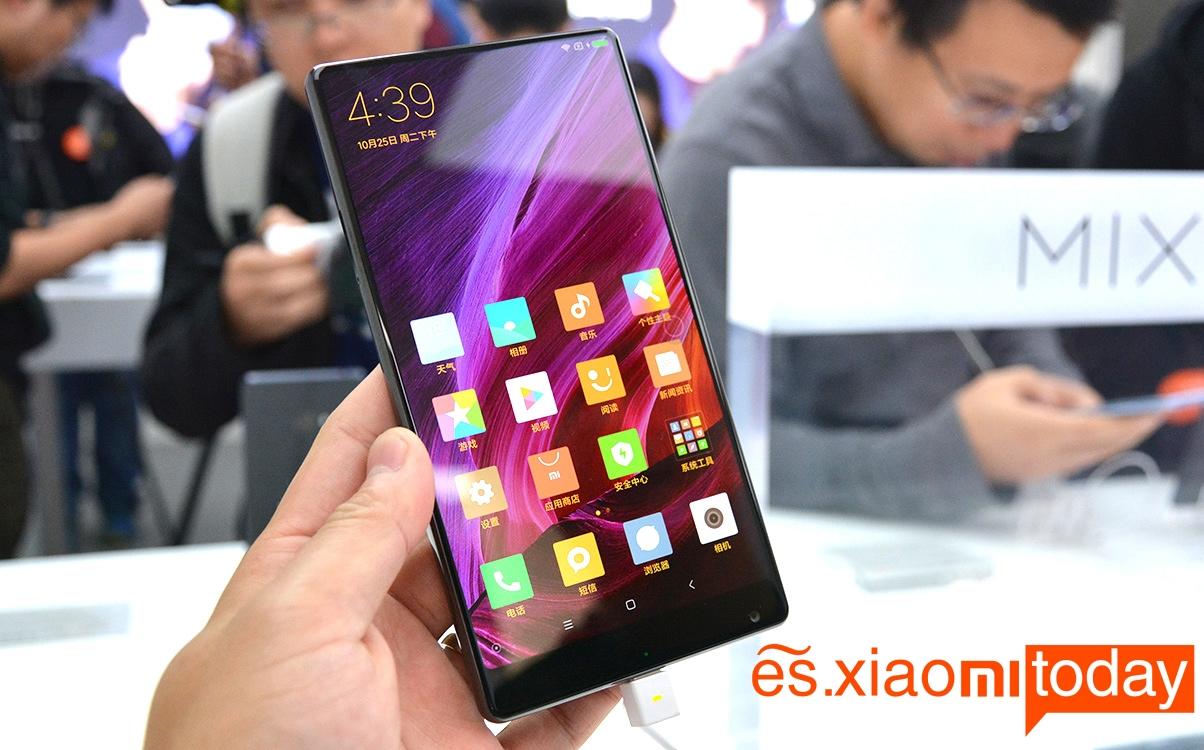 Presentación del Xiaomi Mi Mix