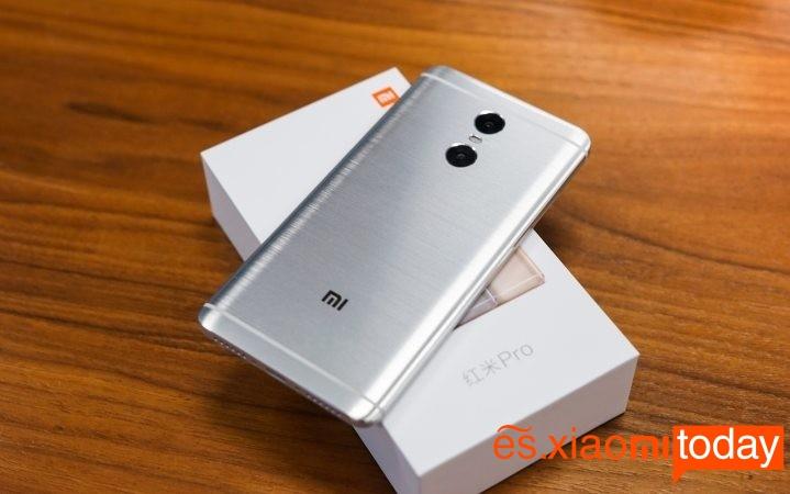 El Xiaomi Redmi Pro original