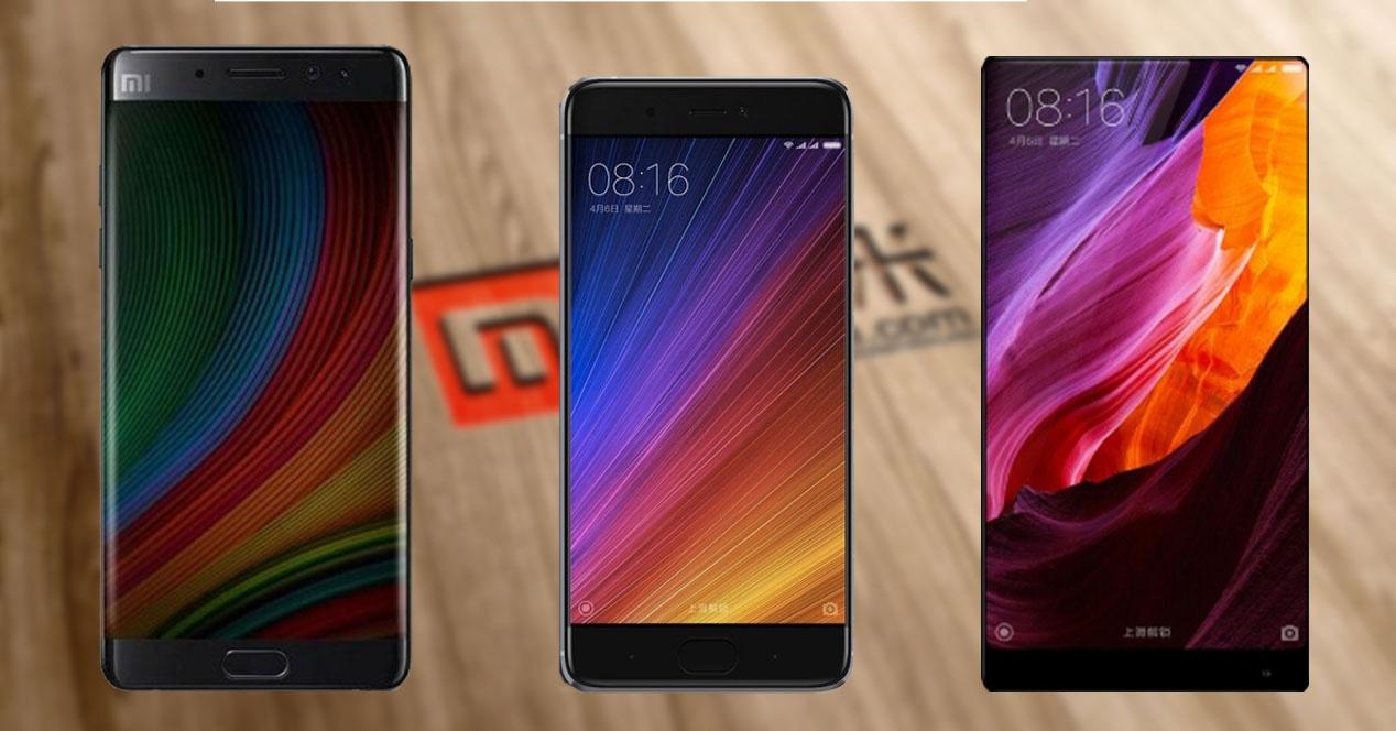 No habrá Xiaomi Mi Note 2 con pantalla plana ni Mi Mix Nano – Dice Xiaomi