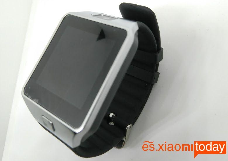 2d228b2d330 Tenfifteen QW09 3G Análisis: La competencia del Samsung Galaxy Gear ...