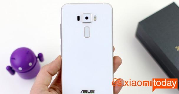 Asus Zenfone 3 análisis diseño