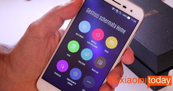 Asus Zenfone 3 análisis software