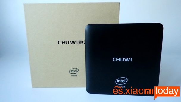Chuwi HiBox mini pc análisis