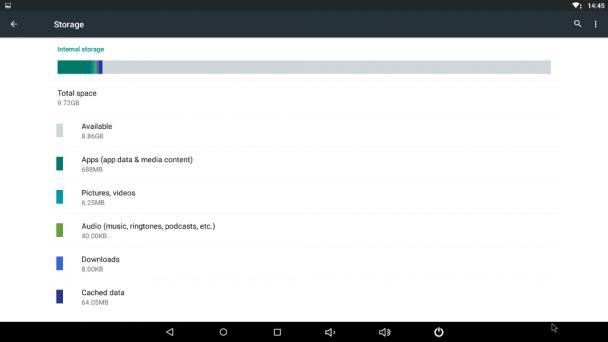 Chuwi HiBox mini pc análisis almacenamiento