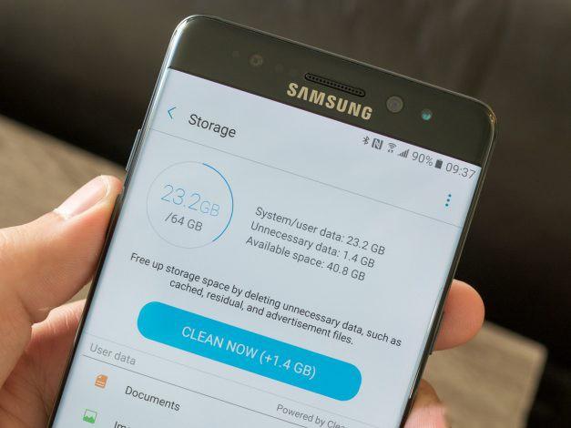 Razón por la que este año 2017 debes tener un Smartphone de 64 GB de Memoria