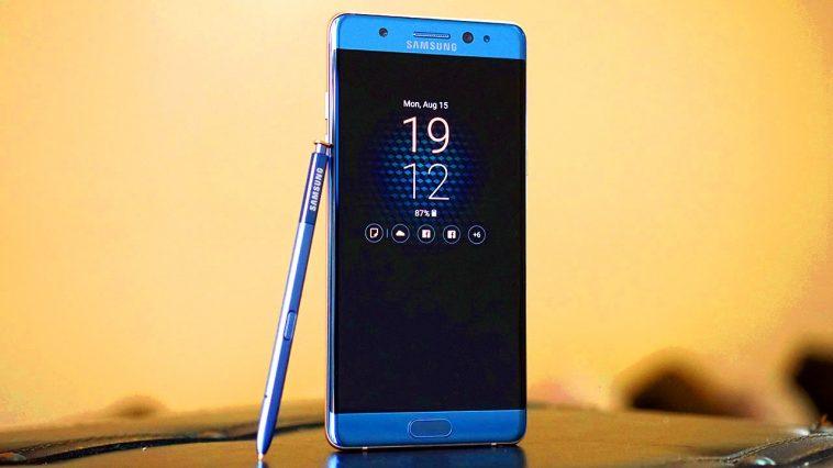 El Samsung Galaxy Note 8 vendrá con pantalla 4K y el nuevo asistente de voz Bixby