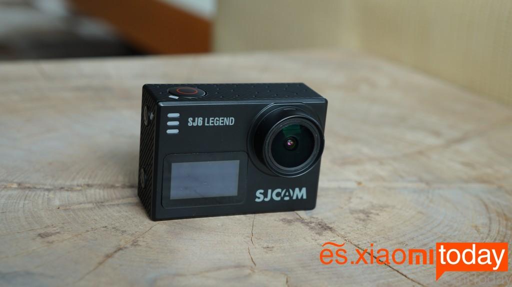 SjCam SJ6 Legend Análisis diseño