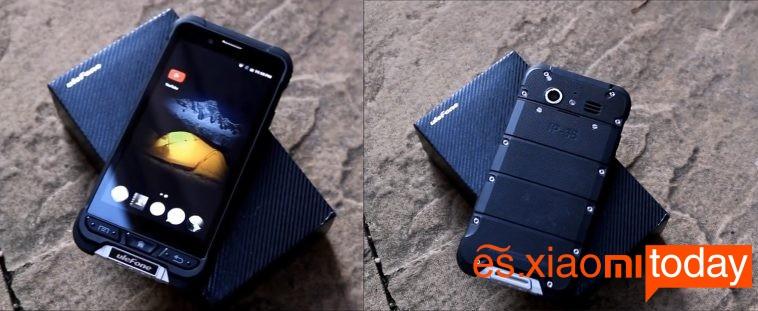 Ulefone Armor Análisis diseño