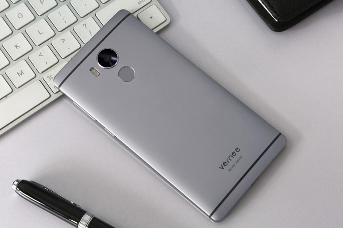 Vernee apollo Mejores smartphones en gearbest
