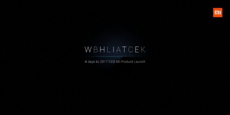"""El Teaser """"White & Black"""" publicado por Hugo Barra hace unos días - ¿Se refiere al Xiaomi Mi Mix ?"""