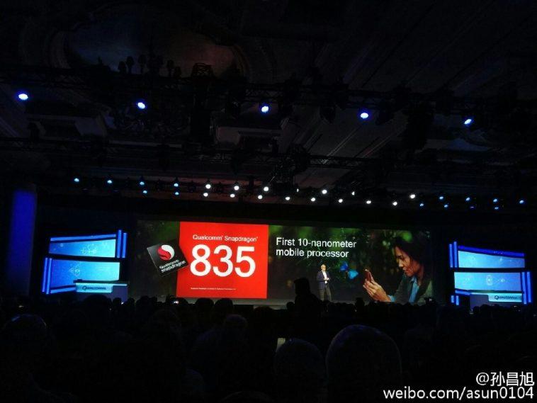 Presentación del SoC Snapdragon 835